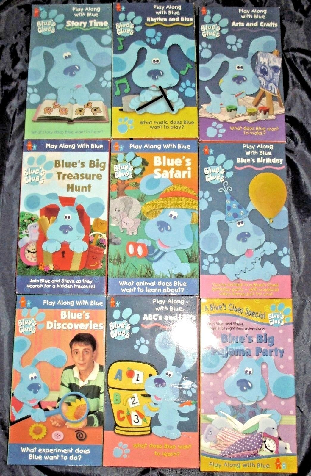 Blue S Discoveries Blue S Clues Wiki Fandom