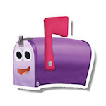 Blues-Clues-and-You-Mailbox-icon