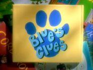 Blue's Clues Season 1-4 Closing Logo