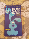 Big Blue And Just For You Volume 2 VHS
