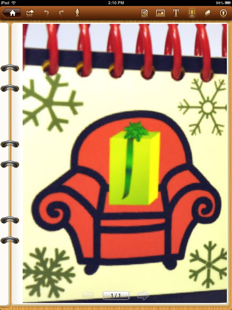 image ipad notebook blue u0027s big holiday jpg blue u0027s clues wiki