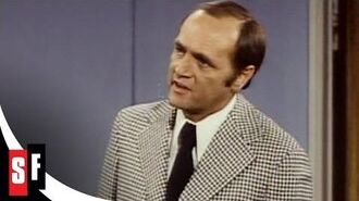 Bob Walks Into Elevator Shaft - The Bob Newhart Show