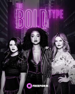 The Bold Type Free Form Key Art - Season 4