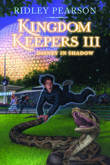 Kingdom keepers 3