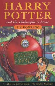 Harry potter 1 book 1