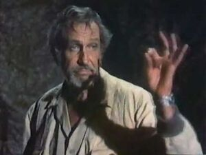 Vincent Price as Dr. Whitehead