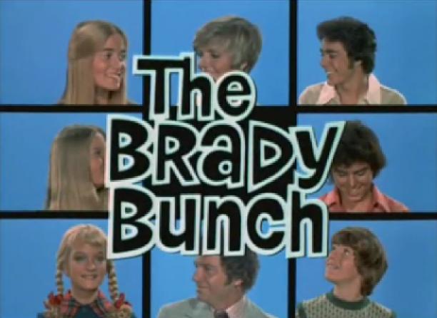 Brady Bunch Le Screen Feat Cast From The Final Season