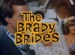 The Brady Brides opening screenshot