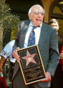 433px-Sherwood Schwartz Star Ceremony