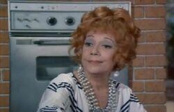 Imogene Coca as Aunt Jenny