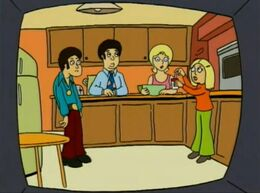 Family Guy Brady Bunch
