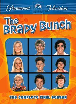 The-Brady-Bunch-Season 5-DVD-cover