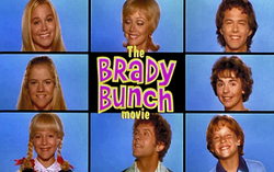 The Brady Bunch Movie opening screenshot
