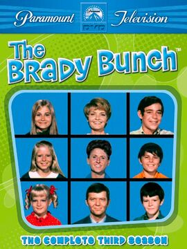 The-Brady-Bunch-Season 3-DVD-cover