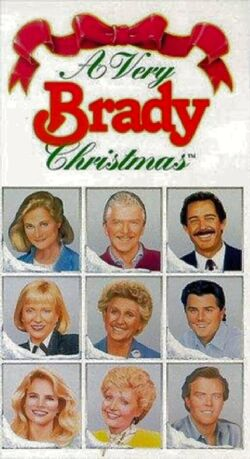 A Very Brady Christmas VideoCover