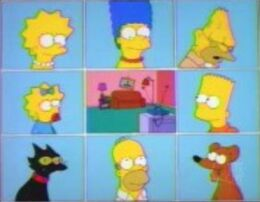 The Simpson Bunch