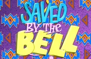 Saved by the Bell Title Card