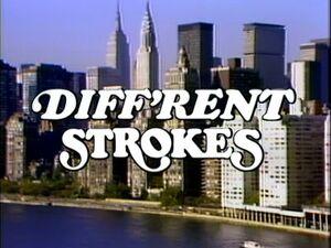 Bb diffrent strokes