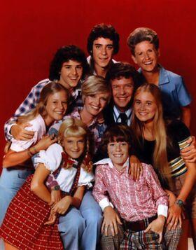 Brady Bunch Season 4 cast photo