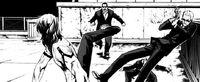 Black Origin Threshold Formless Martial Arts 1