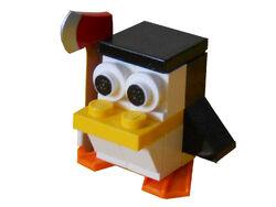 Crazed Penguin