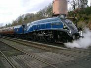 LNER Class A4 No 60007 Sir Nigel Gresley