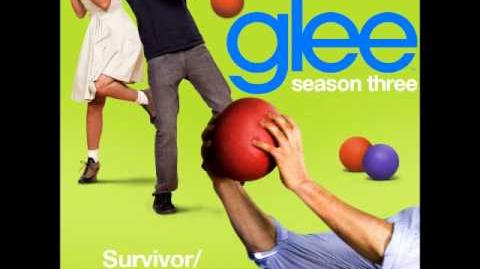 Glee - Survivor I Will Survive (DOWNLOAD MP3 LYRICS)
