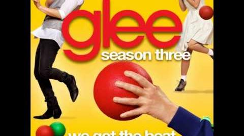 Glee - We Got The Beat (DOWLOAD MP3 LYRICS)
