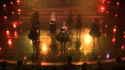 "GLEE - Full Performance of ""What Doesn't Kill You (Stronger)"" airing TUE 2 21"
