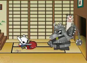 0Sumo Samurai