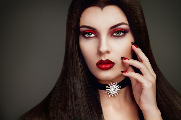 Image - Halloween-Vampire-Woman-makeup-Stock-Photo-07.jpg | The Cabin In The Woods Wiki | FANDOM ...