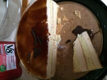 Costco Carmel cake