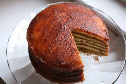 Stack cake