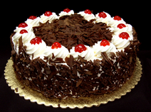 Black Forest Cake Example
