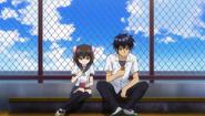 Shizuka and Godou
