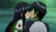 Ena kisses Godou