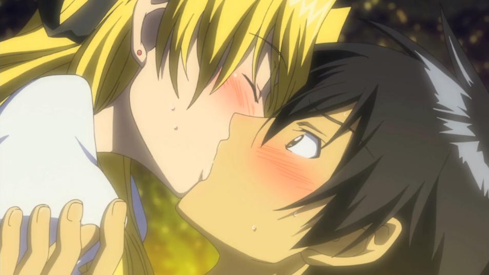 Godou Kusanagi Relationships