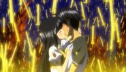 Ena kisses Godou (2)