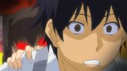 Shizuka evil eyes