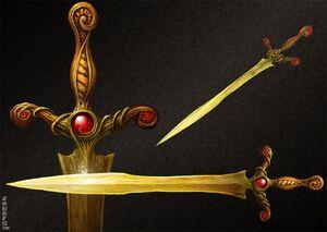 Cassandra Olano - Sword
