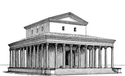 Temple of Mercury