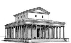 Temple of Mercury
