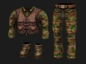 Equip camouflage