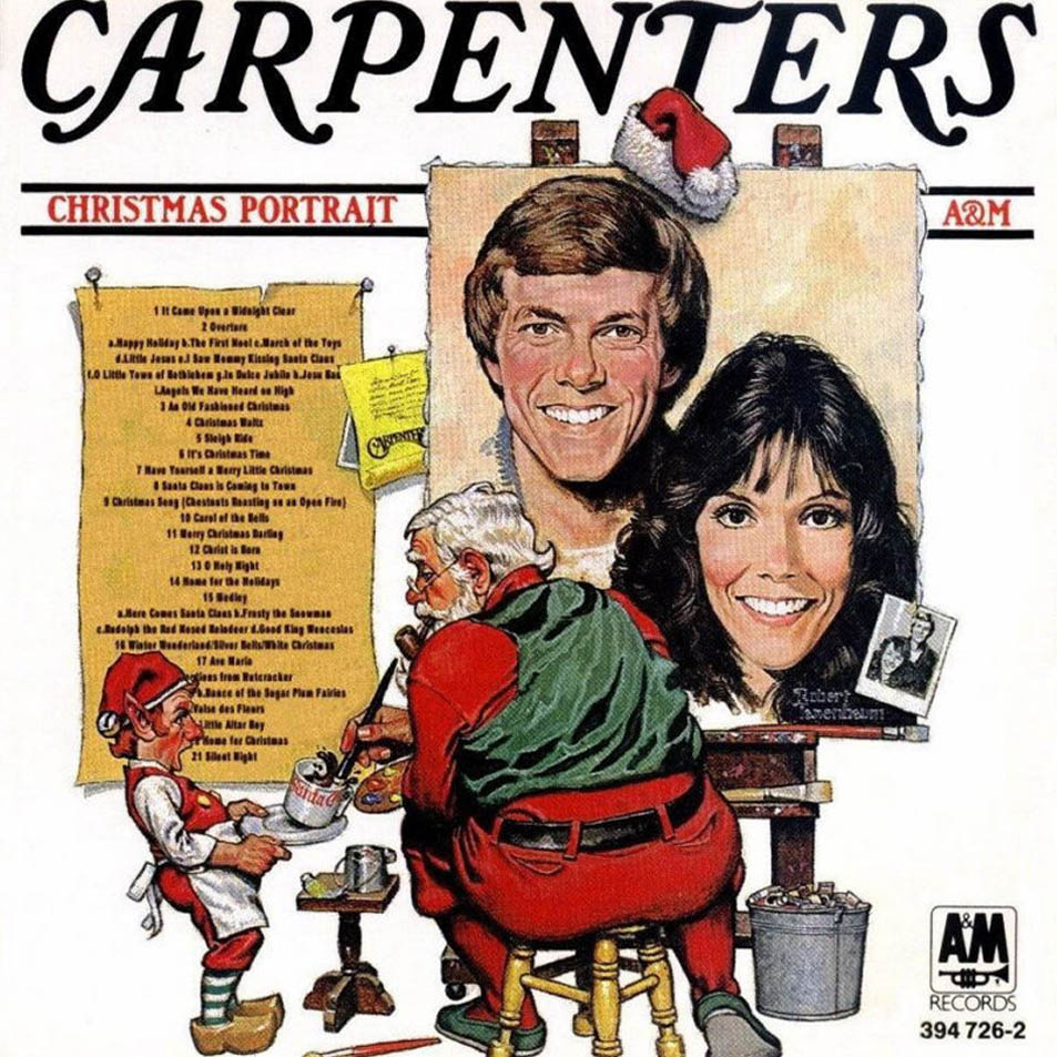 Christmas Portrait (Original) | The Carpenters Wiki | FANDOM powered ...