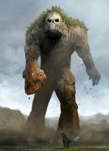 Earth colossus by ethicallychallenged-d3hcmni