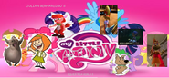 My Little Cartoon - Equestria Girls 3.