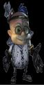 Professor Calamitous as N. Gin