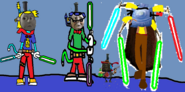 Thomas 3 (Boss Battles) - Part 12 - Thomas and Percy vs Cerberus and Hector.