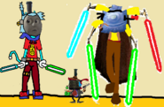 Thomas 3 (Boss Battles) - Part 09 - Thomas vs Cerberus and Hector Round 1