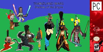 Trainzland Wars - Shadows of the Empire - PC.